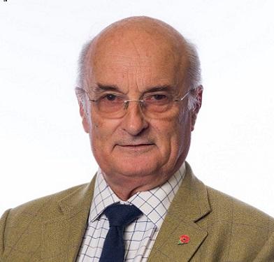 Lt Col Steen Clarke OBE, RE