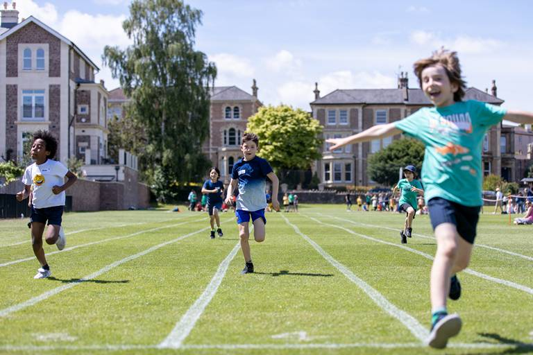 Sports Day Race