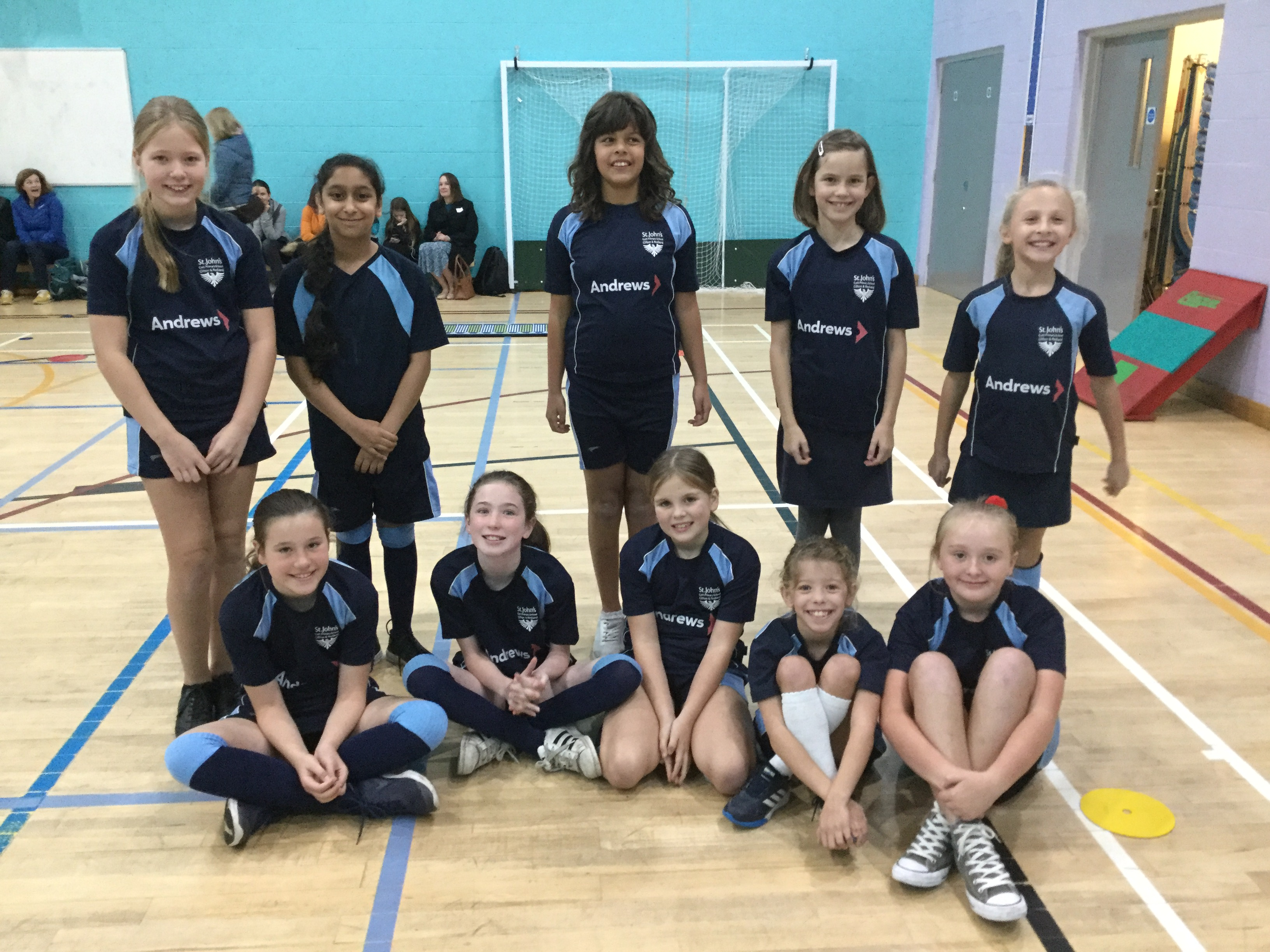 Y5&6 Girls Athletics Competition