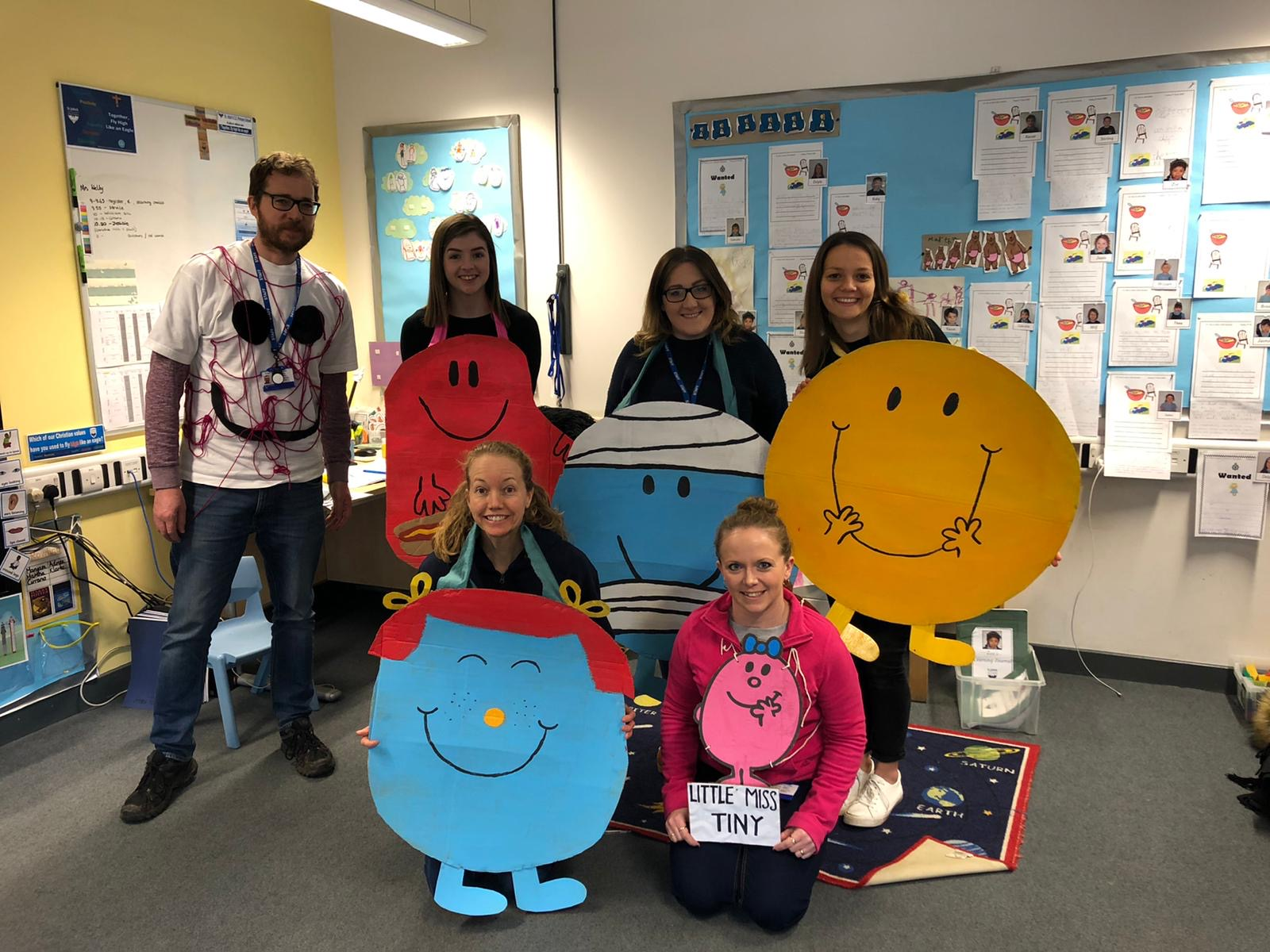 World Book Day At LRR