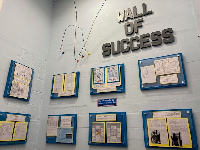 Wall Of Success March 2021
