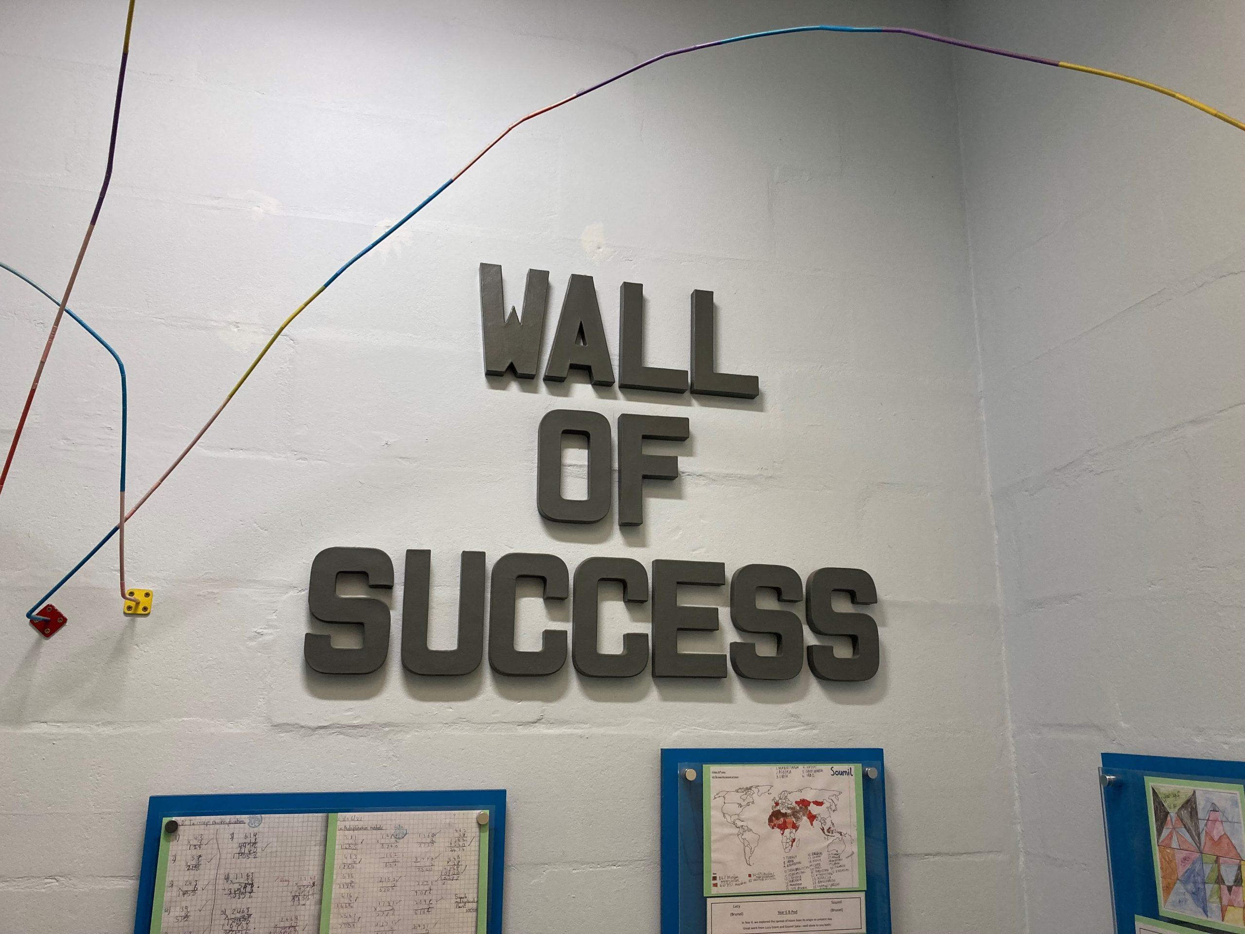 Wall Of Success June 2021