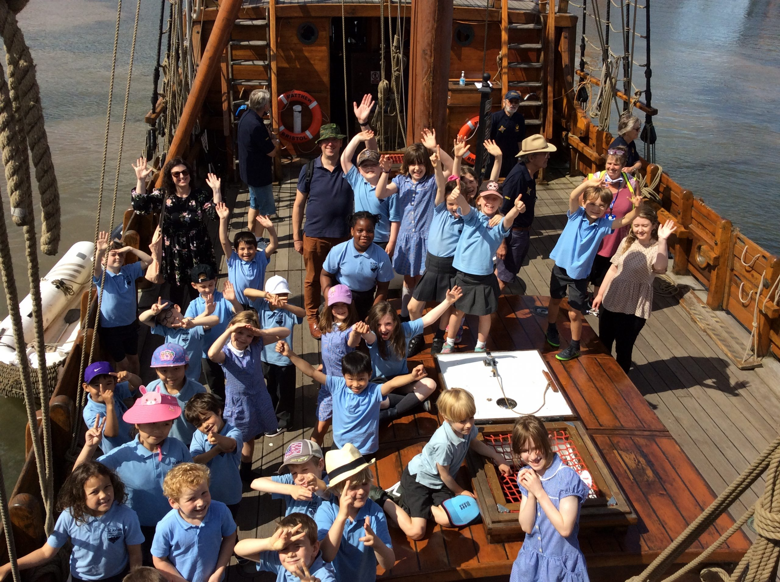 Y1&2 Trip To The Matthew